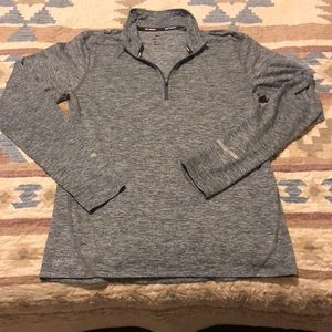 Men's Nike Running 3/4-zip Pullover